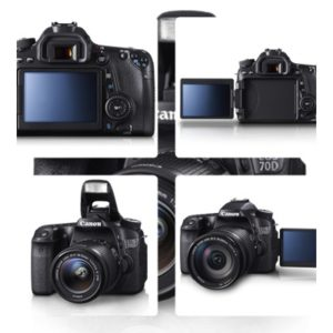Harga Canon EOS 70D, Body Only, Kit 1, 2, 3