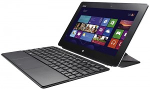 Tablet Windows dengan Docking/ Keyboard Eksternal