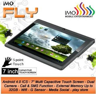 IMO-Fly - Tablet Android Murah