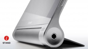 Lenovo Yoga Tablet 10 Stand and Audio