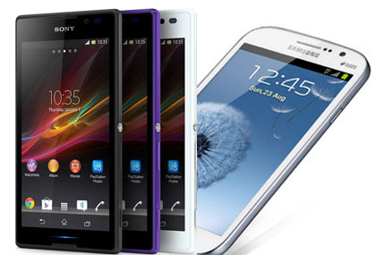 Sony Xperia C VS Samsung Galaxy Grand (I9082)