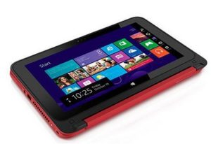 HP Pavilion x360 Fungsi tablet