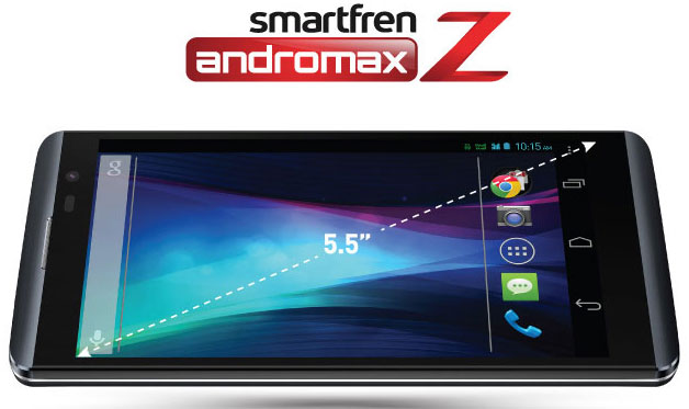 Smartfren Andromax Z Preview