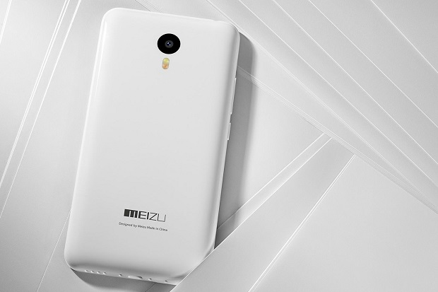 meizu m2 note Back