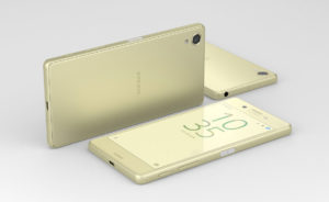 Xperia-X-Lime-Gold