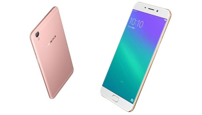 Oppo-F1-Plus-Rose-gold