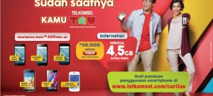 Info Lengkap Paket Telkomsel Flash Android TAU (Telkomsel Android United)