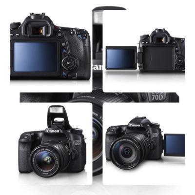 Harga Canon EOS 70D, Body Only, Kit 1, 2, 3
