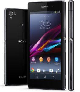 Sony Xperia Z1 Body and Design