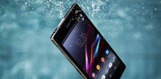 Sony Xperia Z1 Tahan Air dan Debu