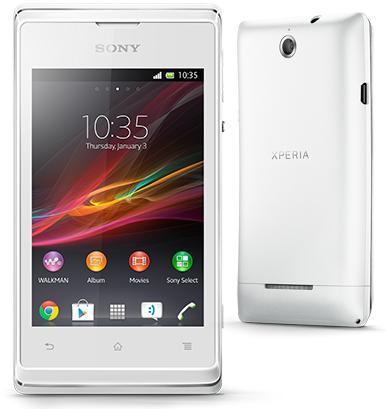 HP Android Termurah Merk Sony