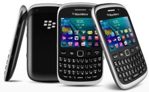 Harga BlackBerry Curve 9320