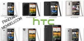 Harga HP Android HTC Semua Tipe + Spesifikasi