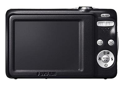 Kamera digital murah FUJIFILM FinePix JV500 Layar