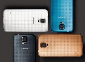 Samsung Galaxy S5 Colors