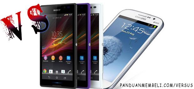 Sony Xperia C VS Samsung Galaxy Grand (I9082)