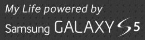 Tagline Samsung Galaxy S5
