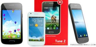 Treq Tune Z - Android Phone Murah Sudah Dual-core