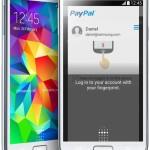 Samsung Galaxy S5 Fingerprint