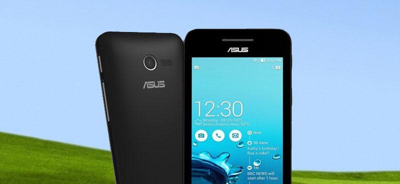 Asus Zenfone 4 (A400CG), Android Murah Fitur Mewah