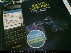 Promo-BlackBerry-Z3-oleh-XL