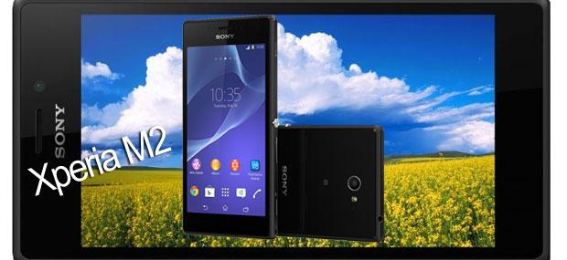 Sony Xperia M2 Harga dan Spesifikasi