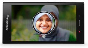 kamera BlackBerry Z3
