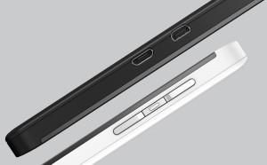 BlackBerry Z10 Sides