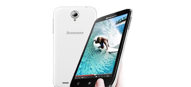 Harga dan Spesifikasi Lenovo A859