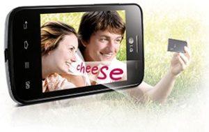 Kamera LG Optimus L3 II Dual