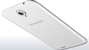 Lenovo A859 Bagian belakang