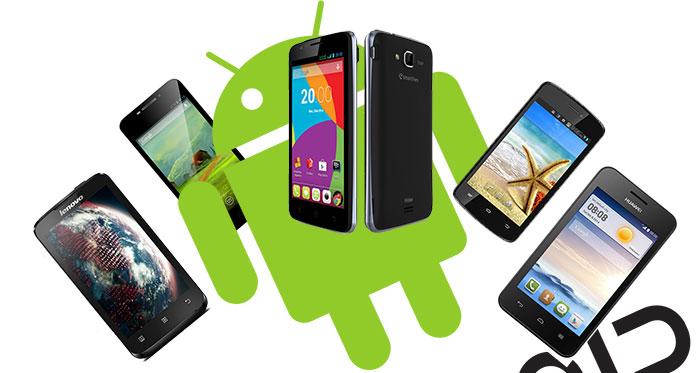 7 HP Android Terbaik Harga di Bawah 1 Juta