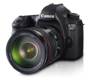 Kekurangan Canon EOS 6D