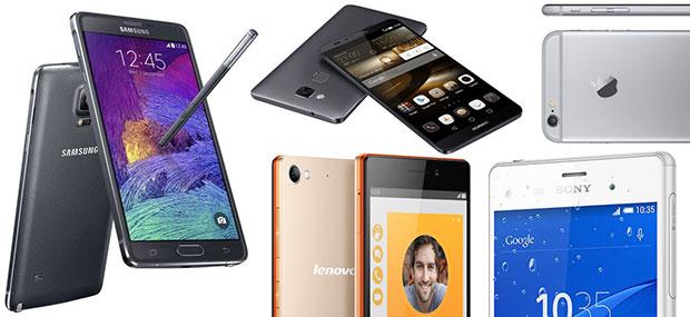Smartphone Terpopuler Akhir Tahun Ini