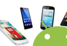 Smartfren Andromax V3s VS Acer Liquid E2 VS Huawei Honor 3C VS Lenovo A859 VS LG L80 Dual VS Motorola Moto G