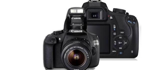 Harga Spesifikasi Dan Preview Canon EOS 1200D