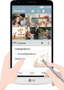 Gambar LG G3 Stylus