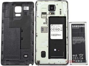 Hardware Samsung Galaxy Note 4
