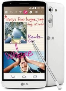 Harga dan Spesifikasi LG G3 Stylus