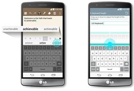 Smart Keyboard LG G3 Stylus