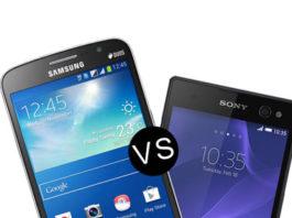 Sony Xperia C3 VS Samsung Galaxy Grand 2