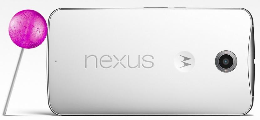 Spesifikasi Google Motorola Nexus 6