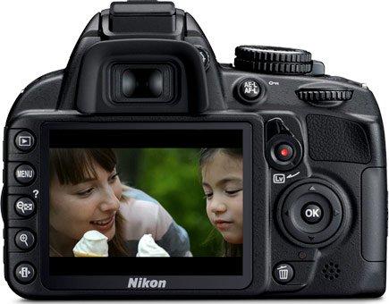 Spesifikasi Nikon D3100