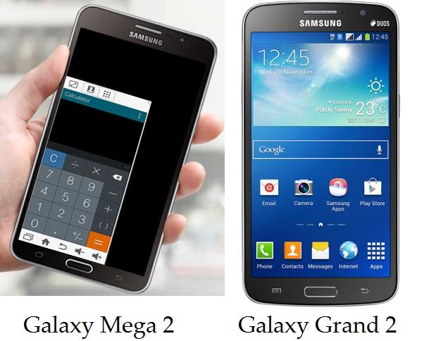 Bocoran Spesifikasi Galaxy Grand 3