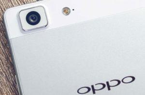 Kamera Oppo R5