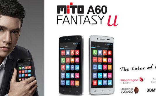 Harga Mito A60 Fantasy U