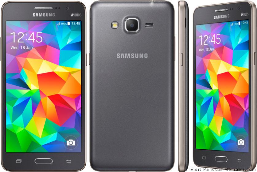 Spesifikasi Samsung Galaxy Grand Prime