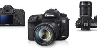 Harga dan Spesifikasi Canon EOS 7D Mark II