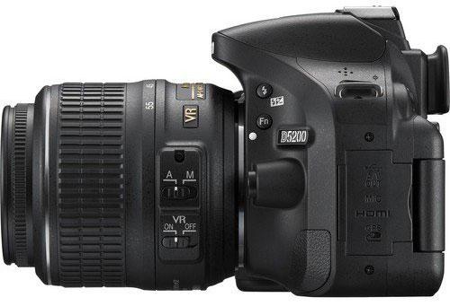 Nikon-D5200-Spesifikasi