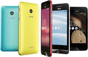 Pilihan Smartphone Android Harga 1 Jutaan Asus-Zenfone-4-(A400CG)